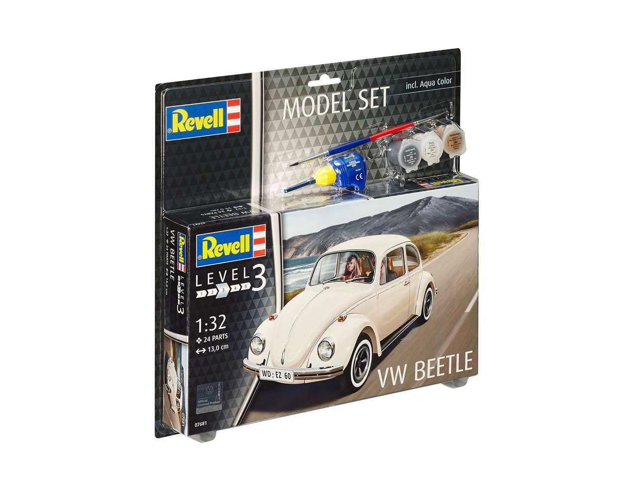 1:32 VW Beetle (Model Set)