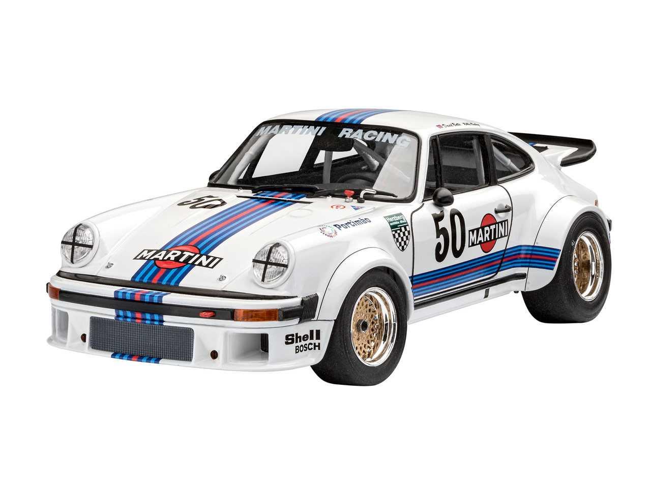 "1:24 Porsche 934 RSR ""Martini"" (Model Set)"