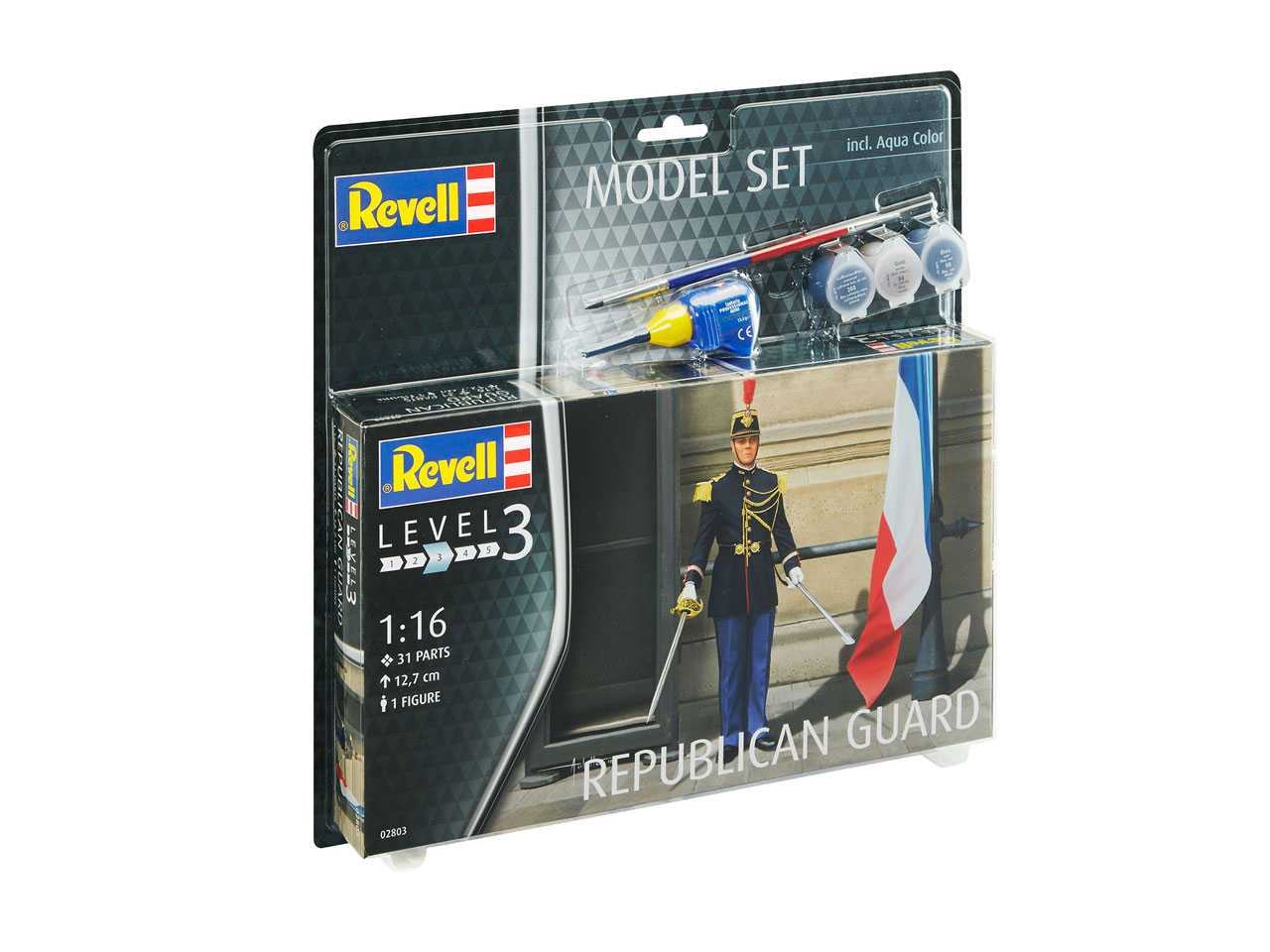 1:16 Republican Guard (Model Set)