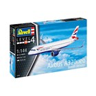 ModelSet letadlo 63840 - Airbus A320 neo British Airways (1:144)