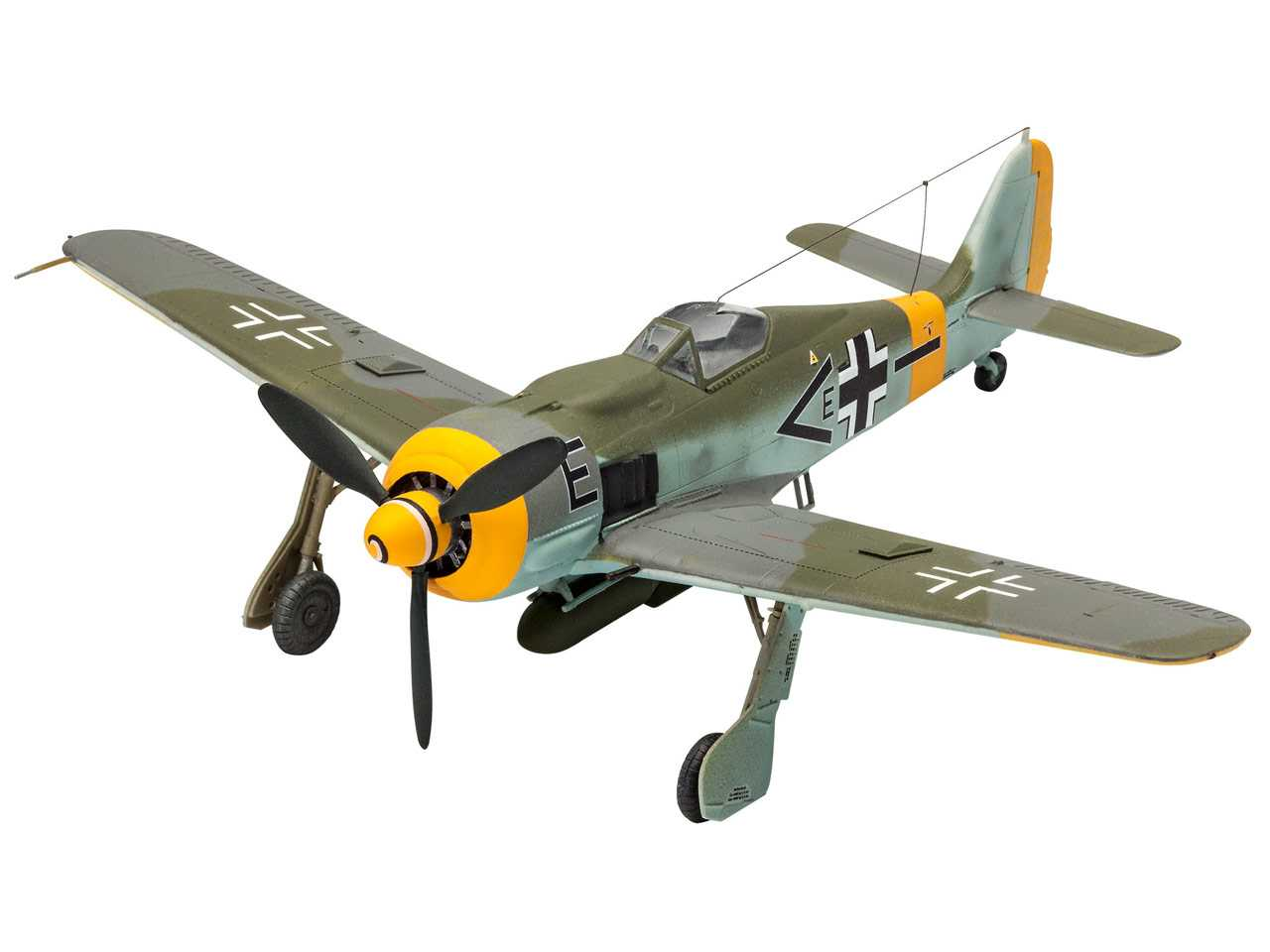 1:72 Focke-Wulf Fw 190 F-8 (Model Set)