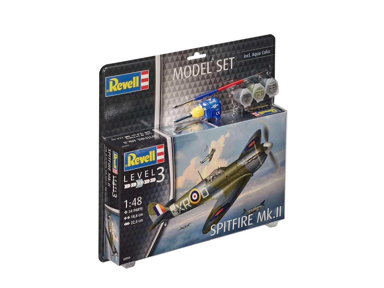 1:48 Spitfire Mk.II