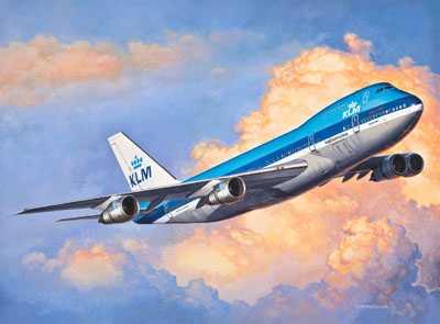1:450 Boeing 747-200