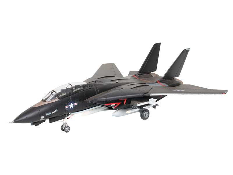 1:144 Grumman F-14A Black Tomcat (Model Set)