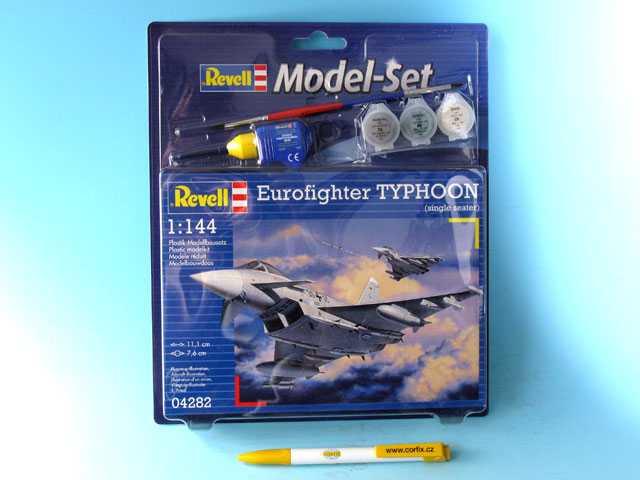 1:144 Eurofighter Typhoon (Model Set)