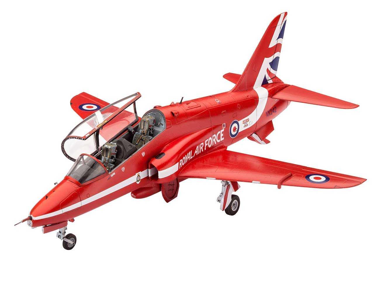 1:72 Bae Hawk T.1 Red Arrows (Model Set)
