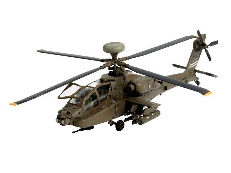 1:144 AH-64D LONGBOW APACHE
