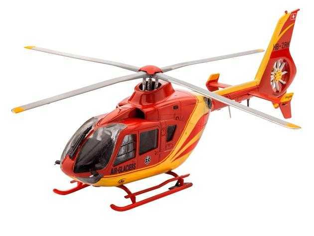 1:72 Eurocopter EC135 Air-Glaciers (Model Set)