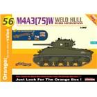 Modelkit tank 9156 - M4A3(75)W Welded Hull (1:35)