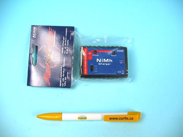 Nabíječ pro NiMH 6.0 - 8.4V