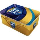 PANINI FIFA 365 2021/2022 - ADRENALYN - plechová krabička (hranatá)