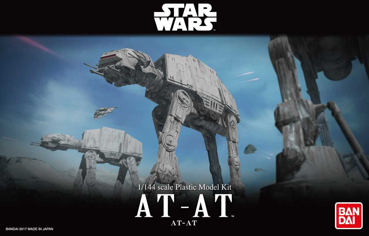 1:144 AT-AT, Star Wars (Bandai)