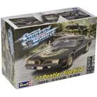 Plastic ModelKit MONOGRAM auto 4027 - Smokey and the Bandit™ '77 Pontiac® Firebird® (1:25)