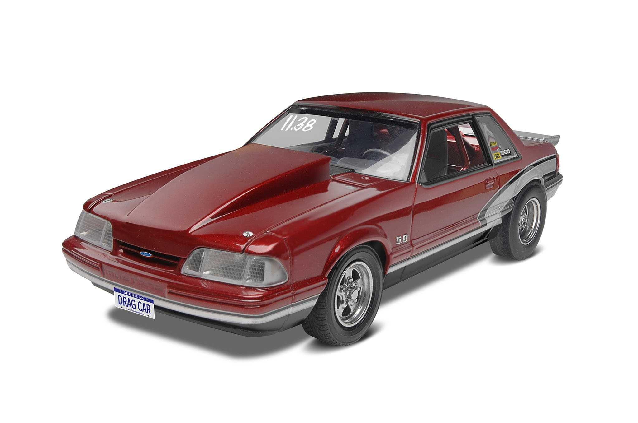 1:25 Mustang LX 5,0 Drag Racer (1990)