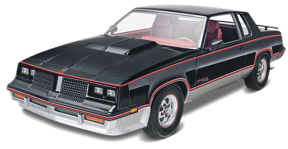 1:25 Hurst Oldsmobile (1983)