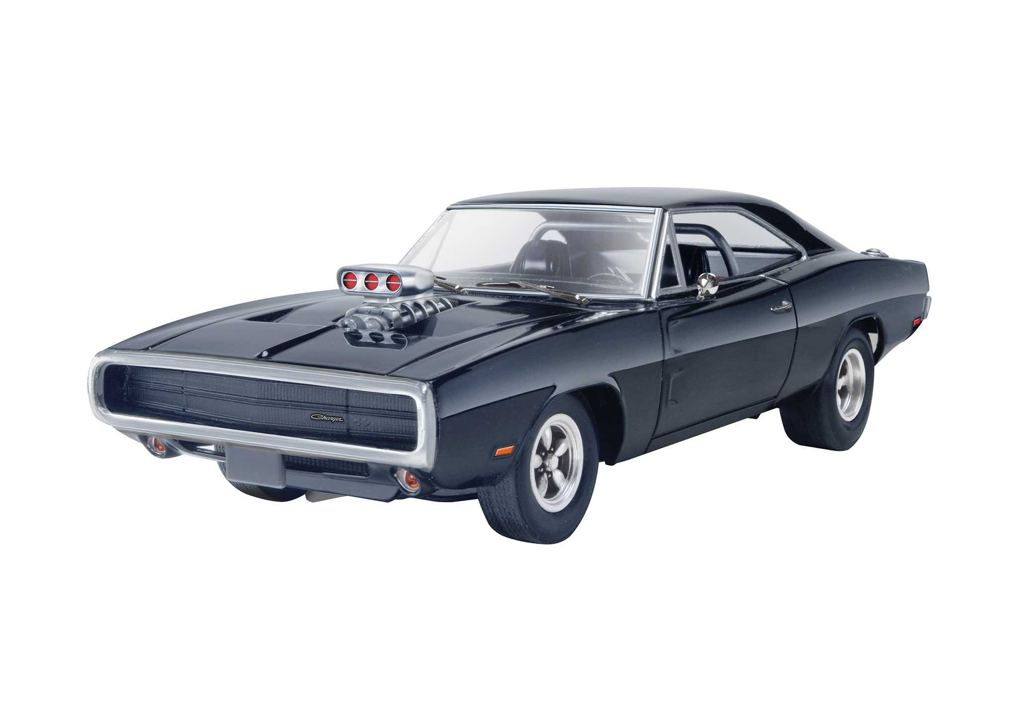 1:25 Fast & Furious Dominic's 1970 Dodge Charger