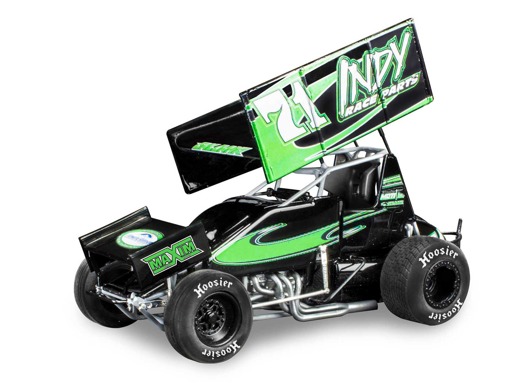 1:24 Indy Race Parts, #71 Joey Saldana