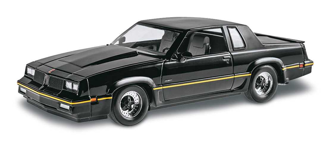 1:25 Oldsmobile 442/FE3-X Show Car (1985)