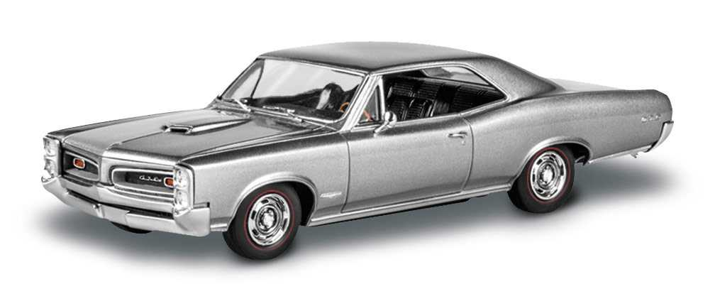 1:25 Pontiac GTO (1966)