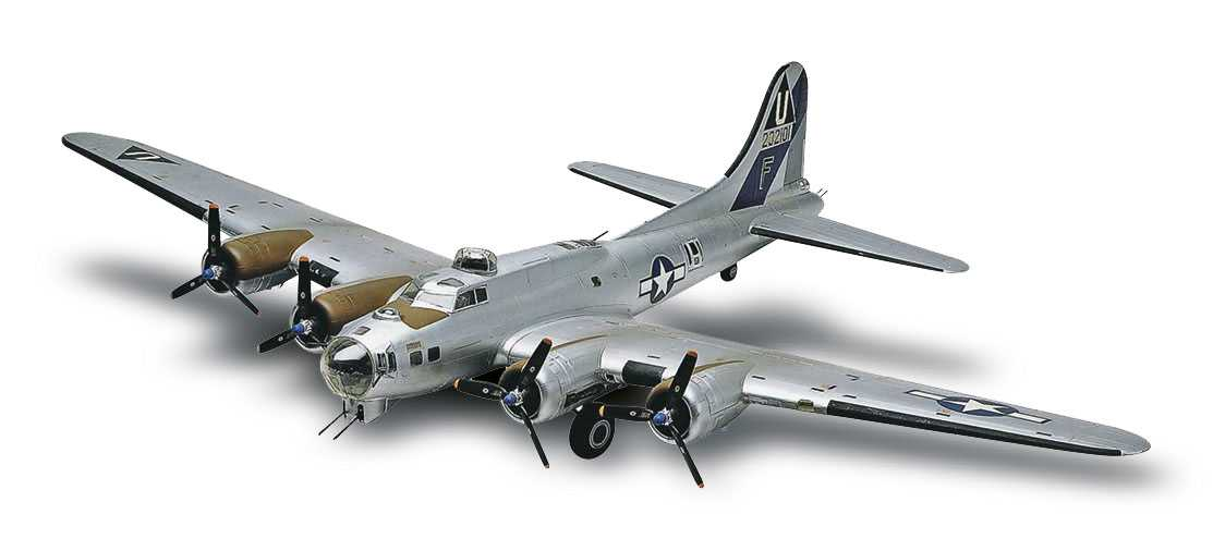 1:48 Boeing B-17G Flying Fortress