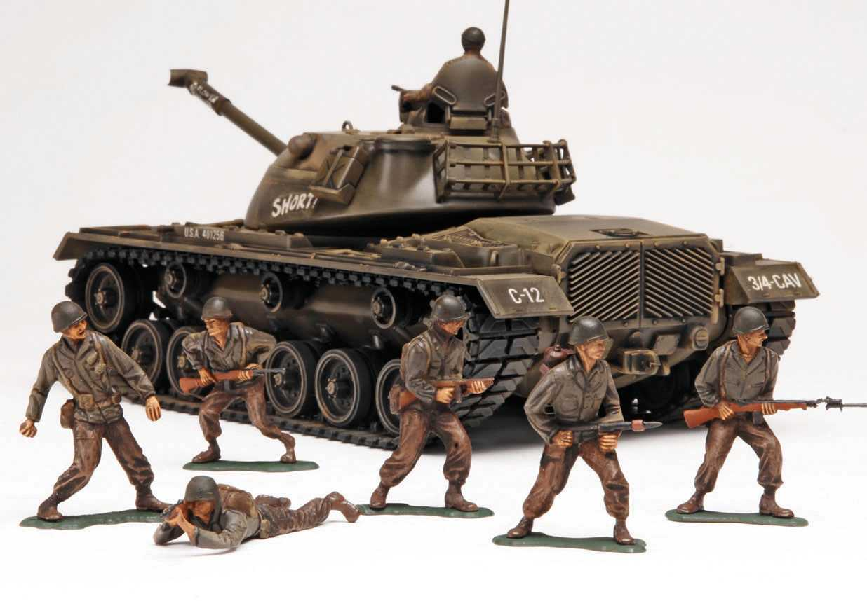 1:35 M48A2 Patton
