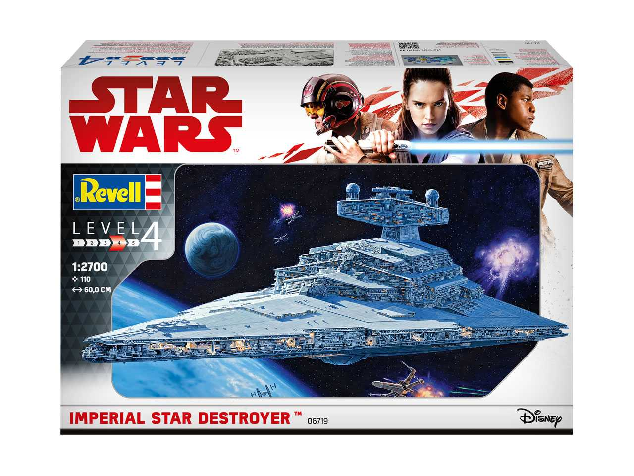 Revell SW Imperial Star Destroyer (1:2700)