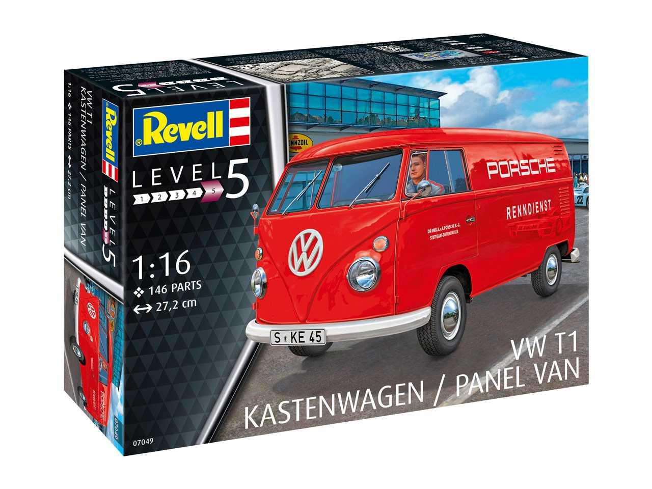 1:16 VW T1 Kastenwagen