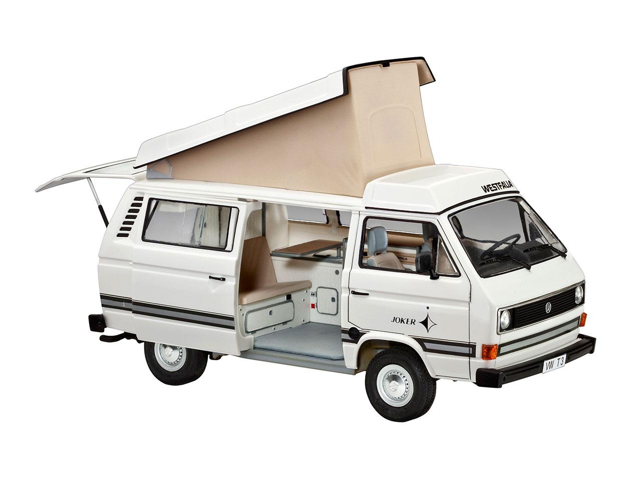 1:25 Volkswagen T3 CAMPER