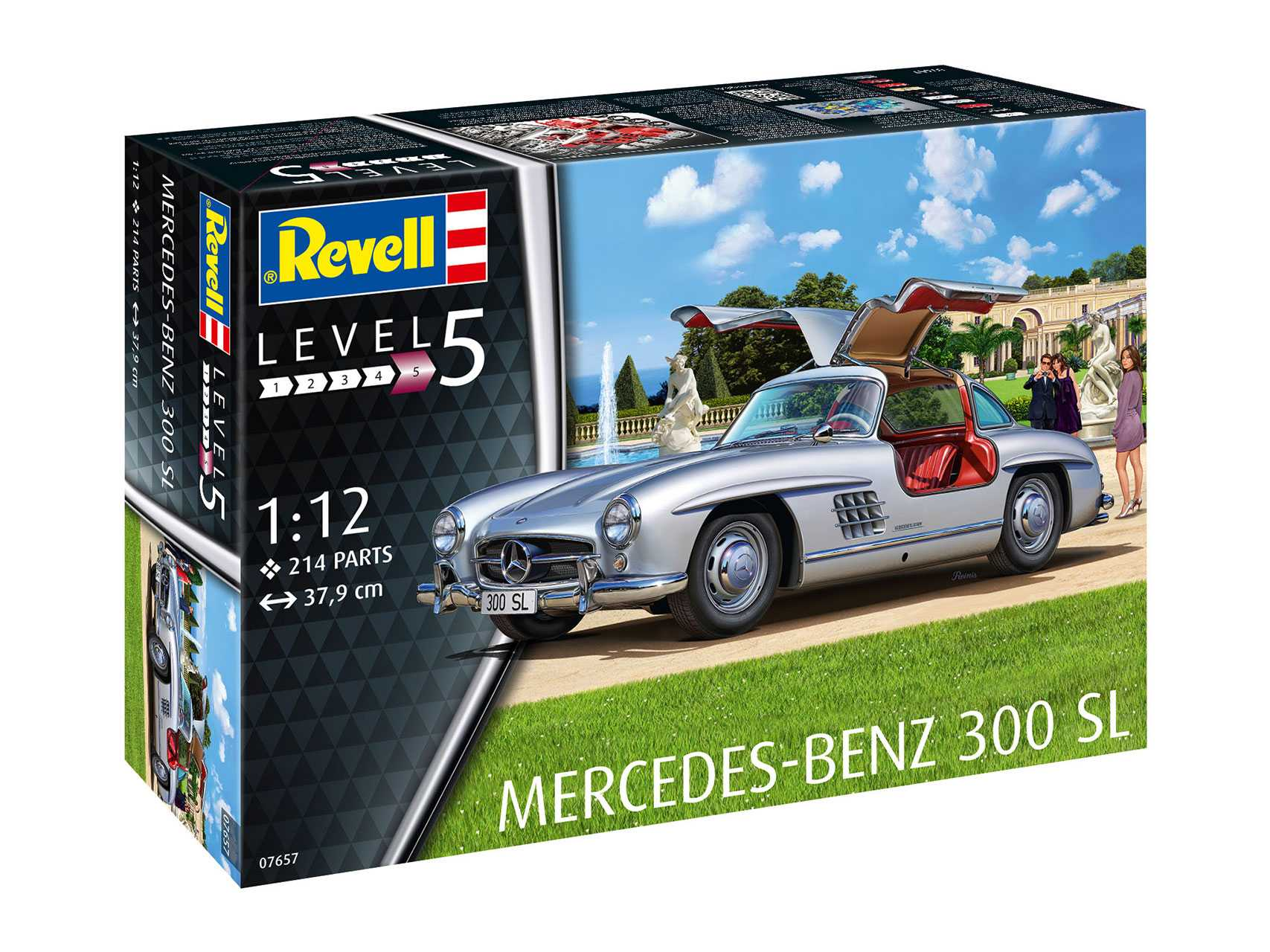 1:12 Mercedes-Benz 300 SL