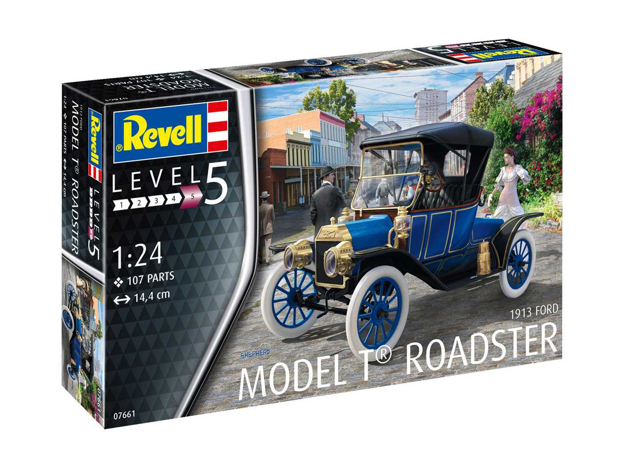 1:24 Ford Model T Roadster (1913)