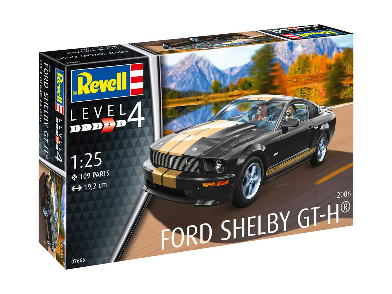 1:25 Shelby GT-H (2006)