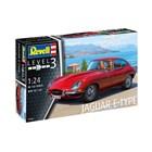 Plastic ModelKit auto 07668 - Jaguar E-Type (Coupé) (1:24)