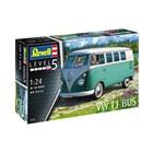 Plastic ModelKit auto 07675 - VW T1 Bus (1:24)