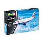 Plastic ModelKit letadlo 03840 - Airbus A320 neo British Airways (1:144)