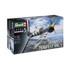 Plastic ModelKit letadlo 03851 - Hawker Tempest V (1:32)
