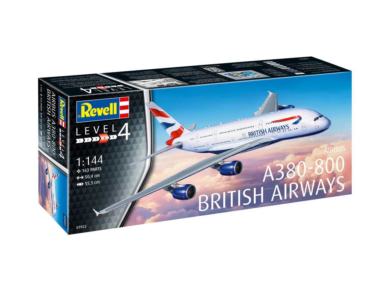 Produkt anzeigen - 1:144 Airbus A380-800, British Airways