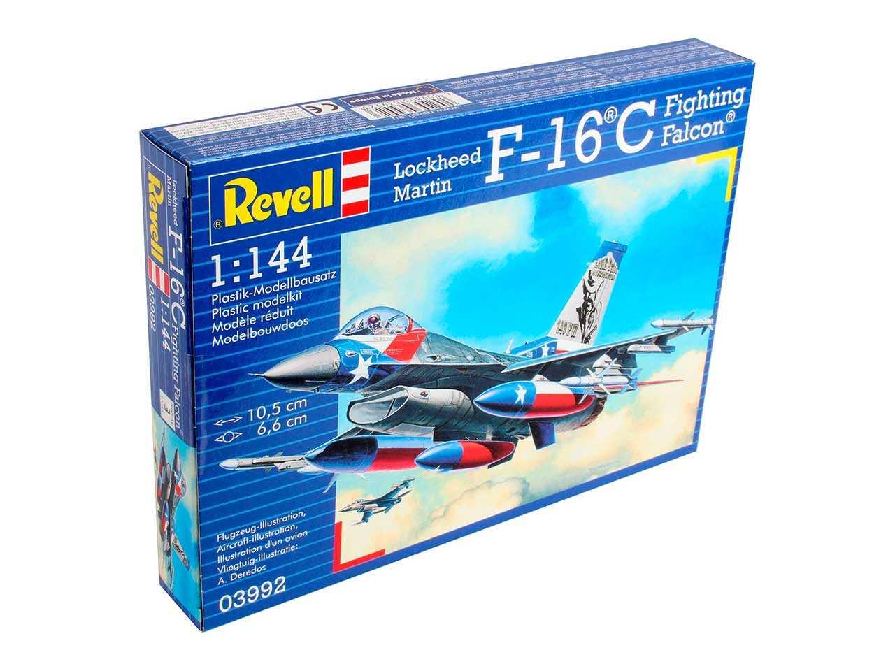 Revell Lockheed Martin F-16C (1:144)