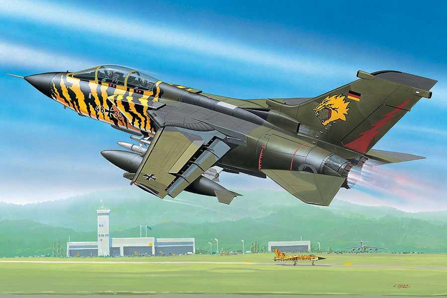 1:144 Panavia Tornado ECR