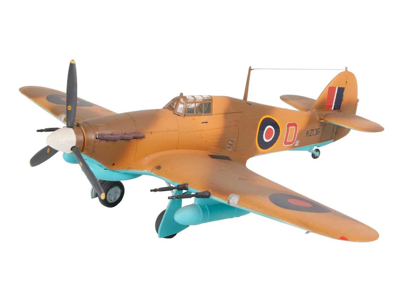 1:72 Hawker Hurricane Mk IIC