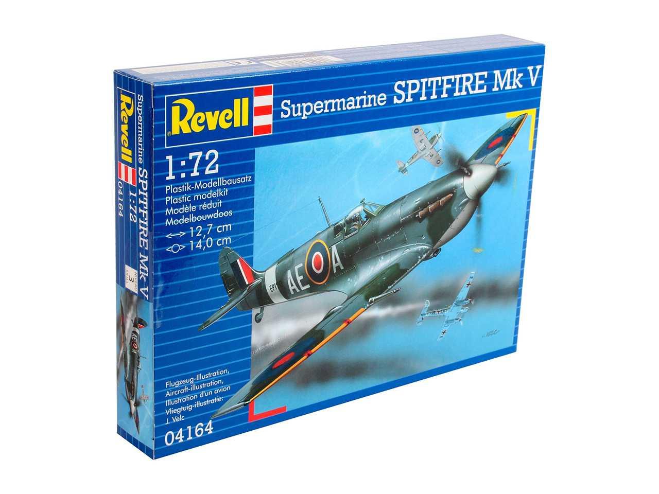 1:72 Supermarine Spitfire Mk V