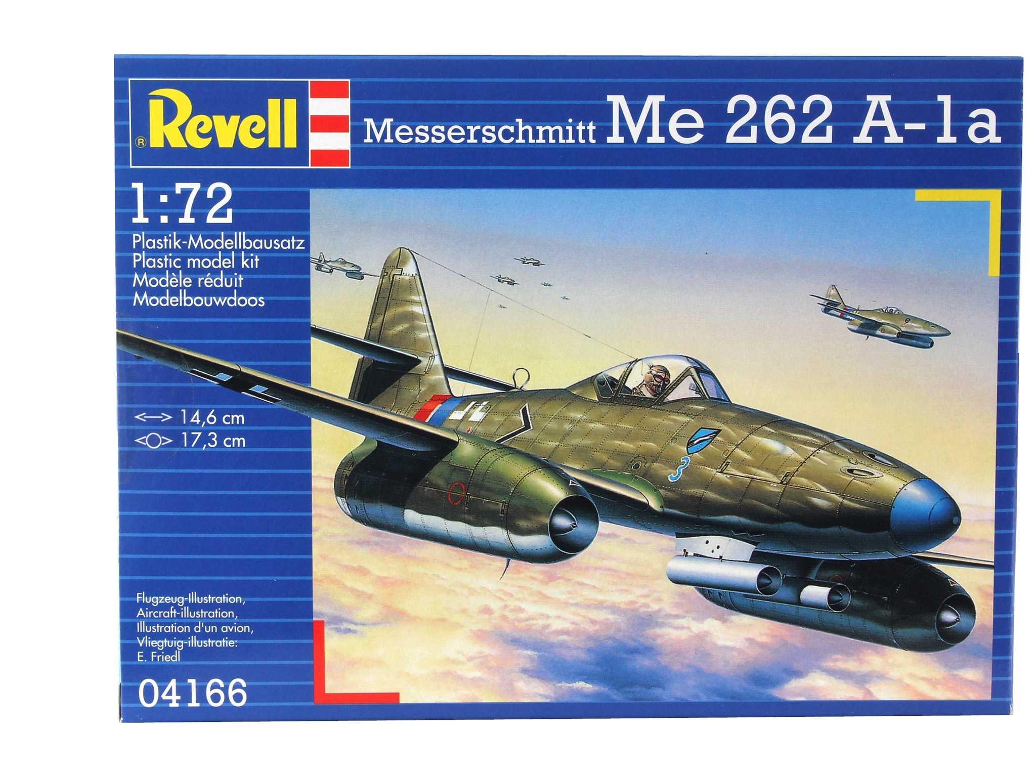1:72 Me 262 A-1a