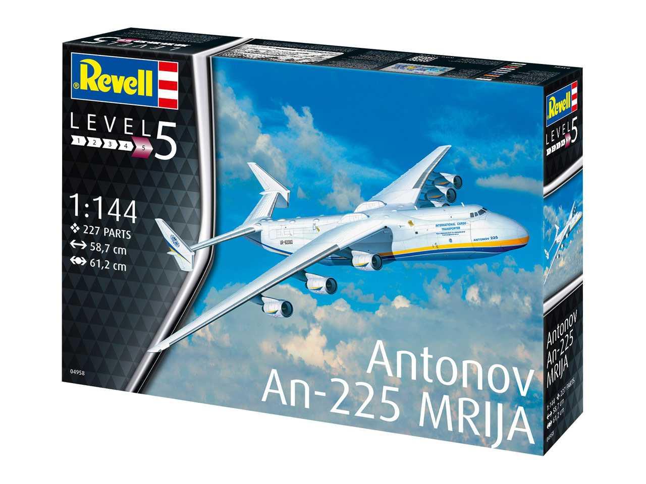 1:144 Antonov An-225 Mrija