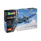 Plastic ModelKit letadlo 04972 - Junkers Ju88 A-1 Battle of Britain (1:72)