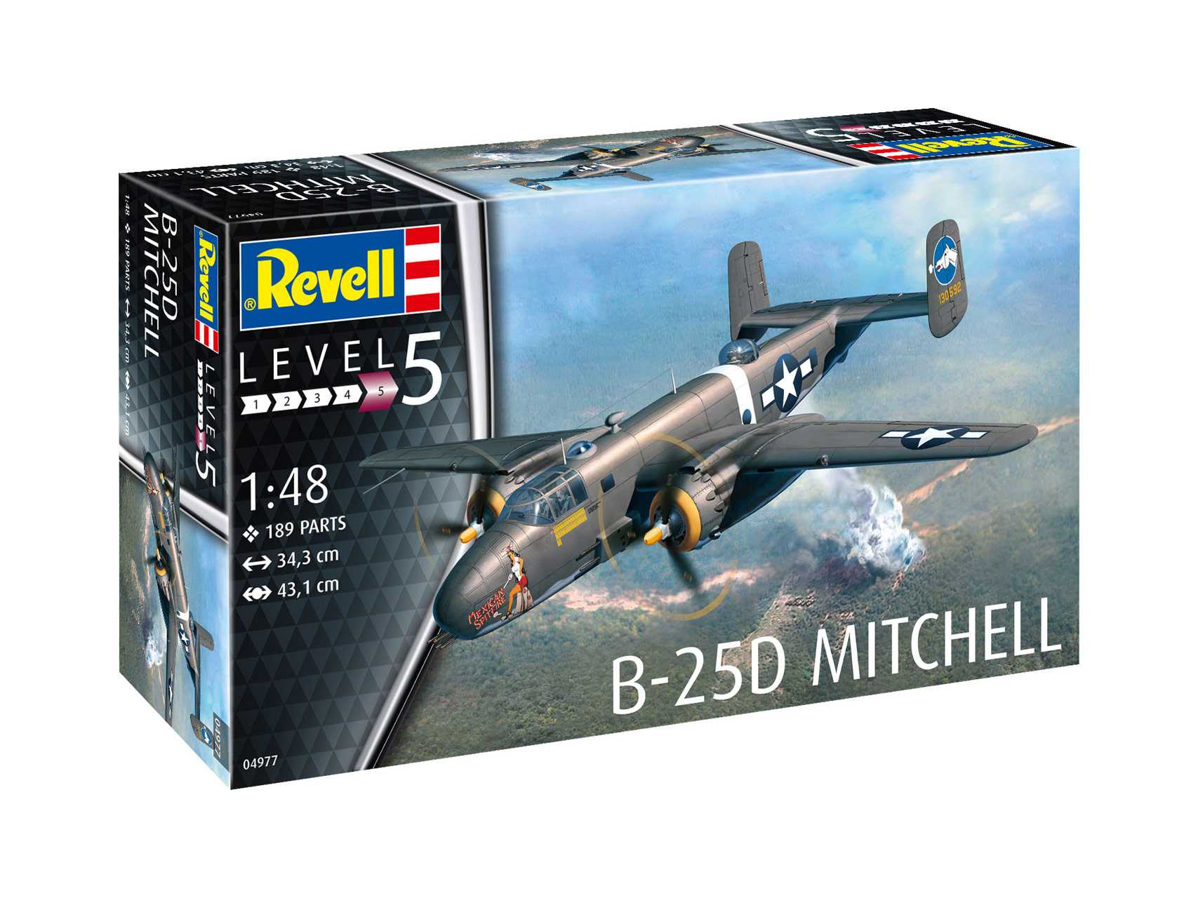 1:48 North American B-25D Mitchell