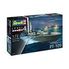 Plastic ModelKit loď 05147 - Patrol Torpedo Boat PT109 (1:72)