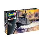 Plastic ModelKit loď 05176 - US Navy SWIFT BOAT Mk.I (1:72)