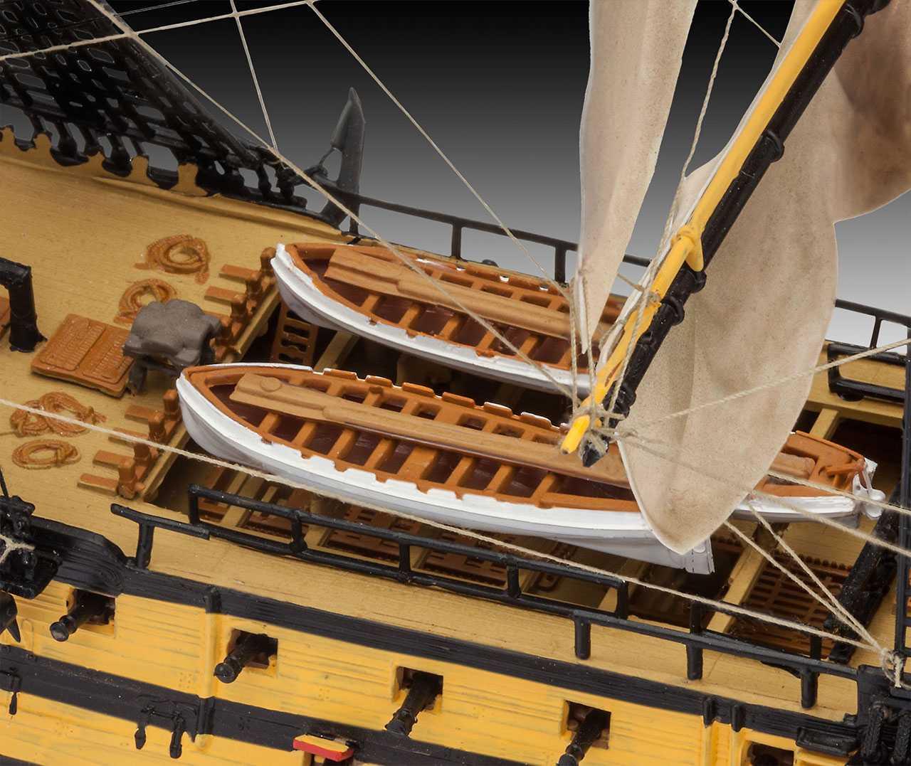 1:225 HMS Victory