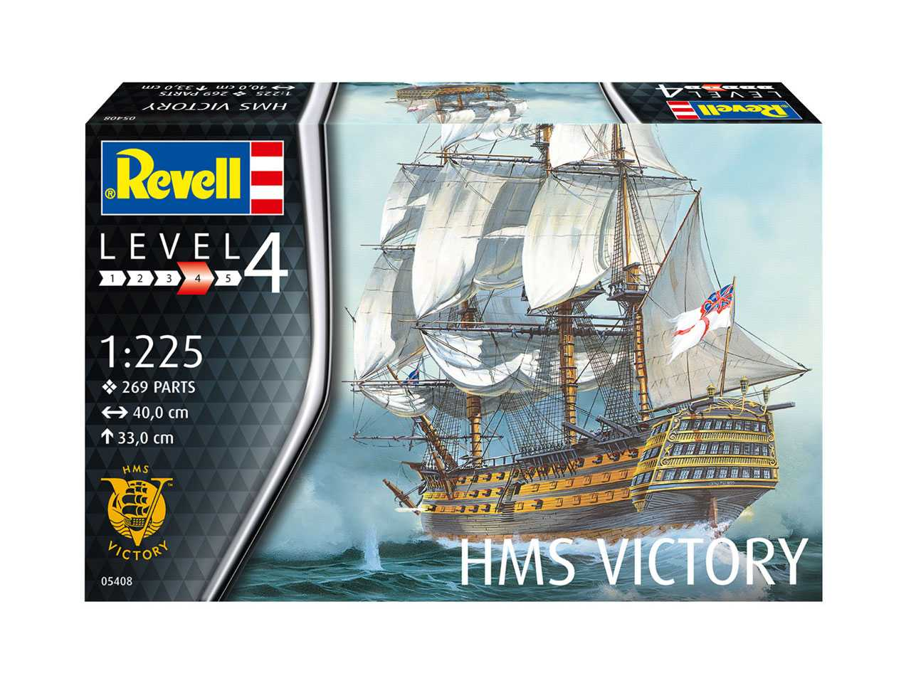 Revell H.M.S. Victory (1:146)