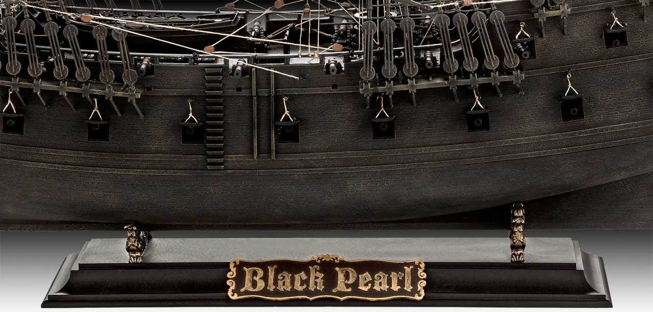 1:72 Black Pearl (Limited Edition)