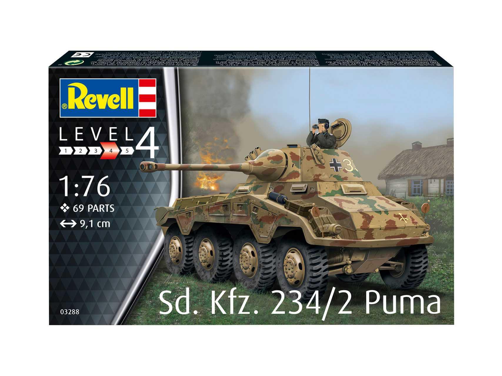 1:76 Sd.Kfz. 234/2 Puma